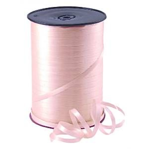 Balloons: Pink Curling Balloon Ribbon - 500m (each)