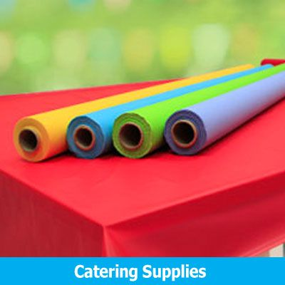 Catering Banquet - Table Rolls