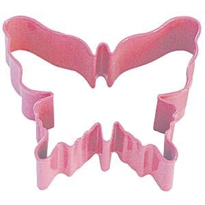 Cutters:  Butterfly Cookie or Biscuit Cutter