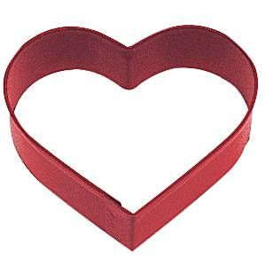 Cutters: Heart Cookie or Biscuit Cutter