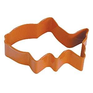 Cutters:  Little Fish Cookie or Biscuit Cutter
