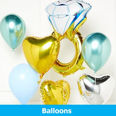 Engagement Balloons
