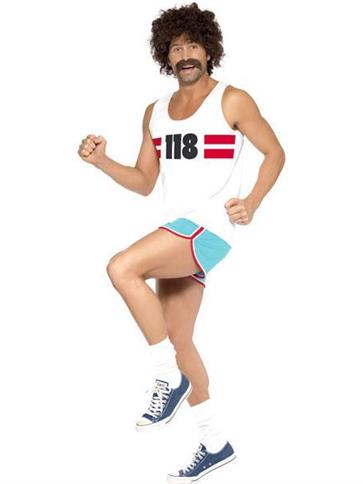 "Novelty: 118118 Man - Adult Costume (Size: 38-40"" Chest)"
