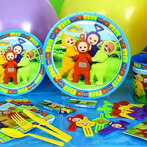Childrens Party Themes