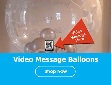 Video Message balloons